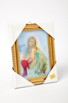 Jesus and Mary lenticular picture.