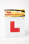 Knight Tools magnetic 'L' and  'P' plates.