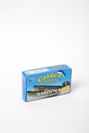 Golden Country sardines in vegetable oil.