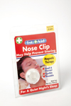 1st. Aid magnetic therapy nose clip.